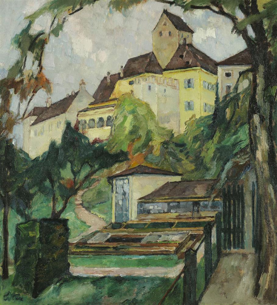 """""""Schloss Seefeld IV"""""""