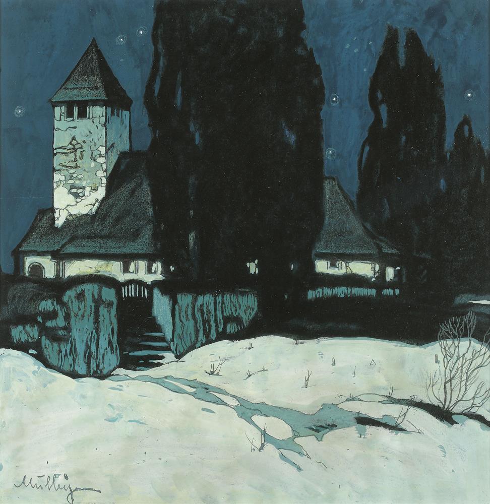 """Winternacht"""