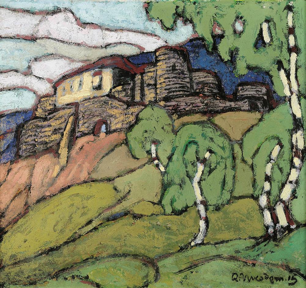 Schloss Sonnenburg bei St. Lorenzen, Südtirol
