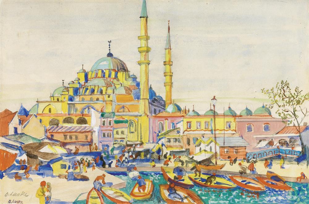 """""""Moschee der Sultan Valide in Stambul, Konstantinopel"""""""