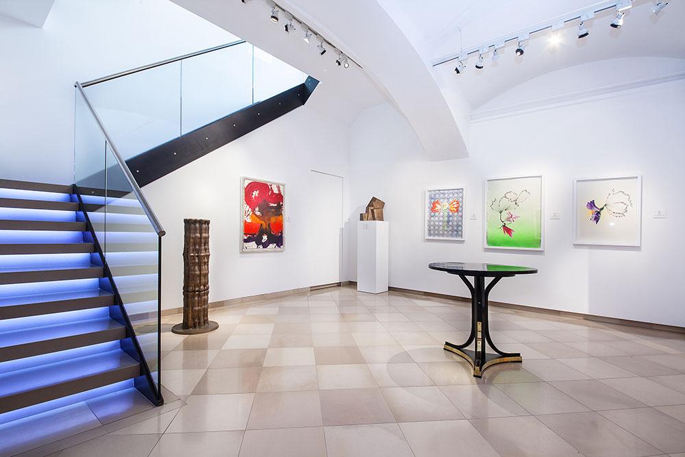 Galerie bei der Albertina-Zetter