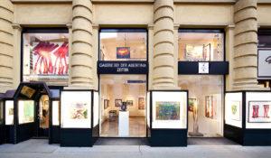 Galerie bei der Albertina