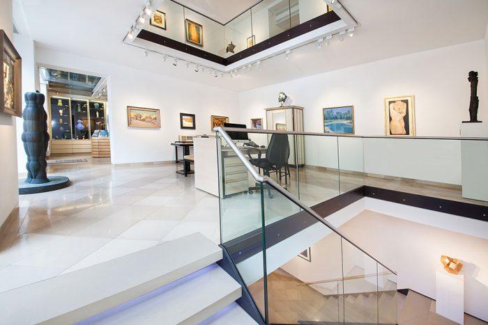 Galerie bei der Albertina - Ankauf Wien